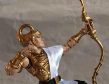 Wayang Archer Figure