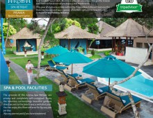 Aroma Spa Retreat publication