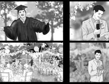 AXA Storyboard
