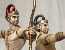 Rama & Laksmana Figures
