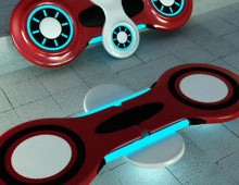 Hoverboard & Park Design