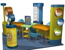 Indosat Booth
